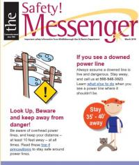 E Safety Messenger