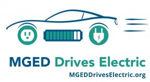 MGED Drives Electric Logo