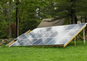 Solar Arrays for Homes