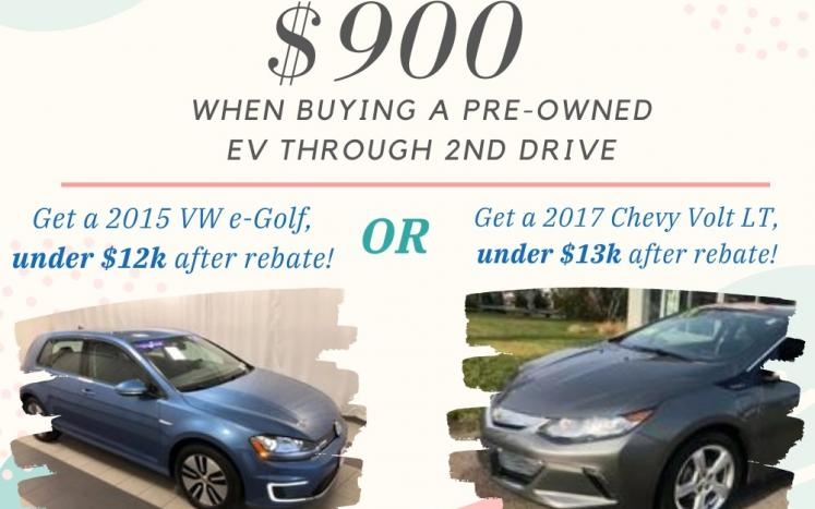 EV 2nd Drive Extended